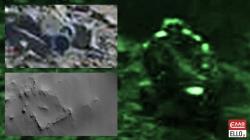 Βίντεο ντοκουμέντο ύπαρξης ζωής και αρχαίας αρχιτεκτονικής στον Άρη
