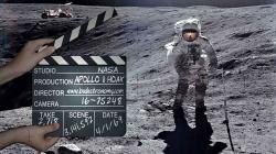 Η απάτη της κατάκτησης της σελήνης