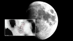Βρέθηκε κεραία στην επιφάνεια της σελήνης