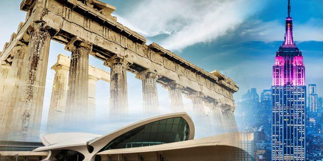 Τα 19 πιο εντυπωσιακά κτίρια στον κόσμο