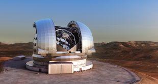 το μεγαλύτερο τηλεσκόπιο του κόσμου