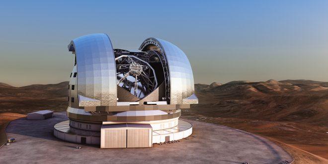 Υπό κατασκευή το μεγαλύτερο τηλεσκόπιο του κόσμου