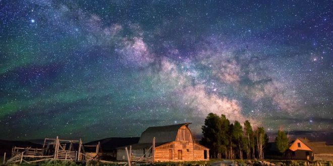 Οδηγός παρατήρησης νυκτερινού ουρανού – Οκτώβριος 2017